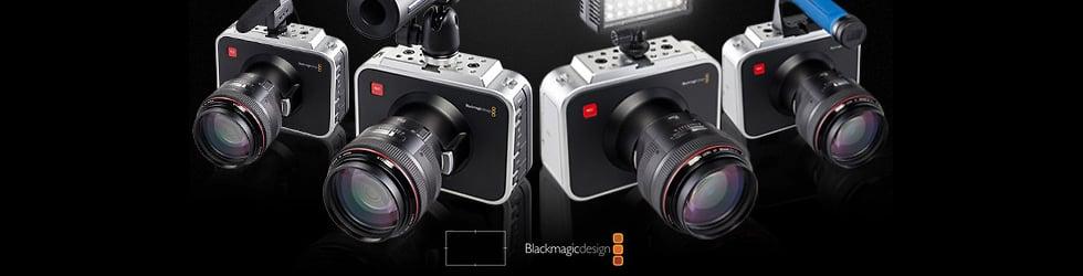 Black Magic Cinema Camera