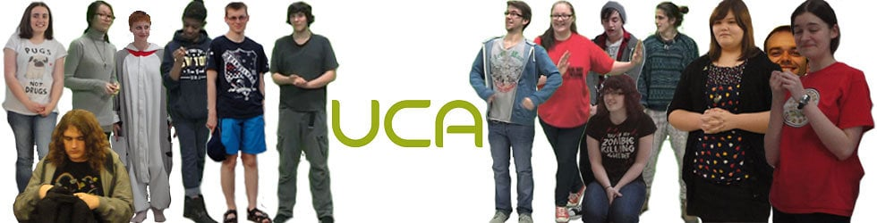 UCA Farnham Animation 2012-15