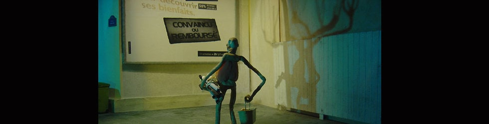 URBAN ART - PUPPETS - STOP MOTION