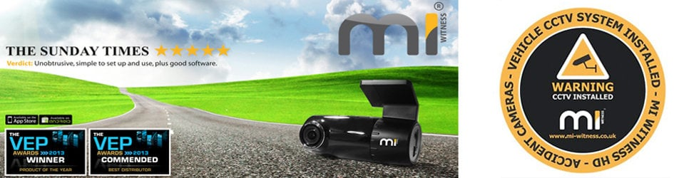 Mi-Witness HD Camera