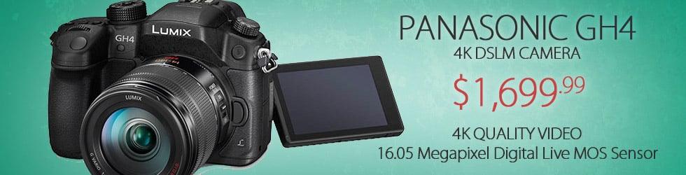 Panasonic GH4 Info