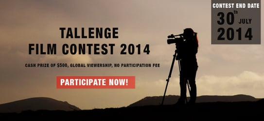 Tallenge Online Film contest - An Invitation to participate!