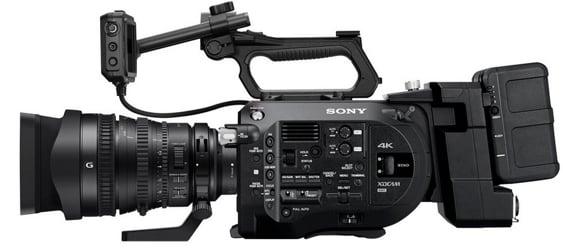 The New Sony PXW- FS7 4K XDCAM User Group