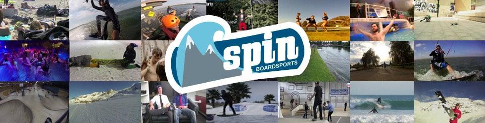 SPIN Boardsports Videos
