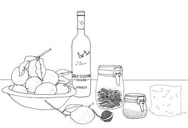 Grey Goose x Summer Punch Recipes