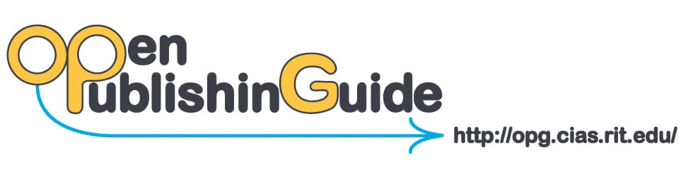 Open Publishing Guide's Group