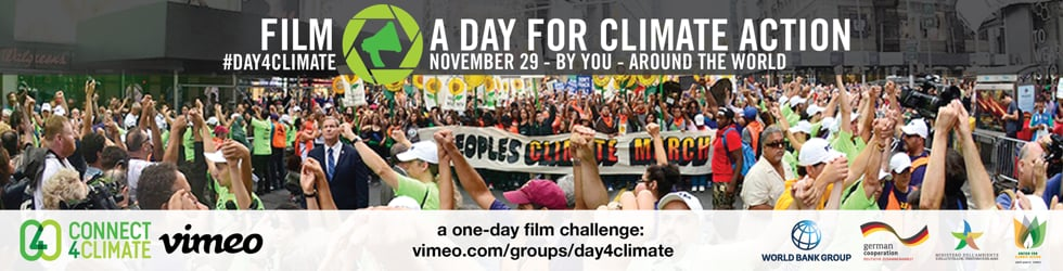Film a Day4Climate Action - 29 November 2015