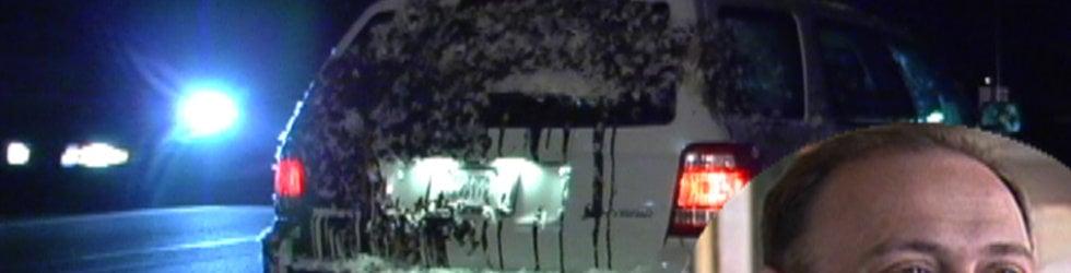 Protesting Photo Radar Surveillance sCameras