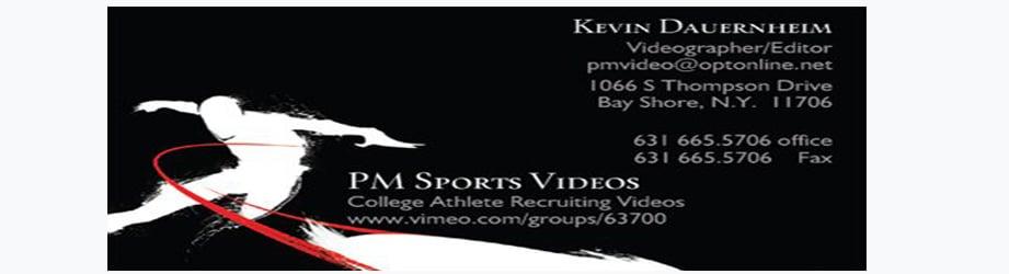 PM Sports Videos-pmvideo@optonline.net