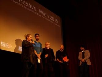 ART VISUALS & POETRY FILMFESTIVAL VIENNA 2014 & 2015