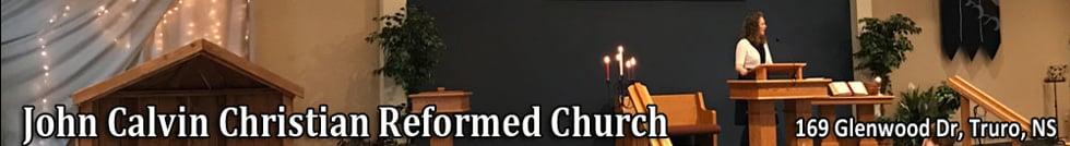 John Calvin Christian Reformed Church