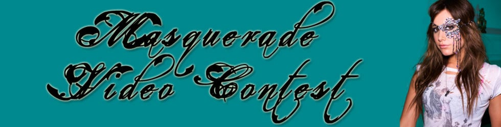 Masquerade Music Video Contest