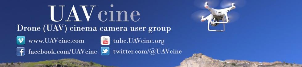 UAVcine | Drone Cinema Camera User Group