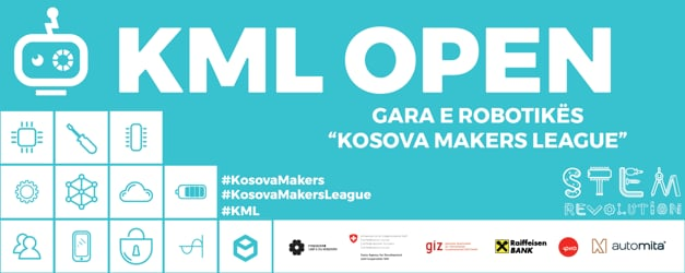 Kosova Makers League (KML) - Raundi i Dyte