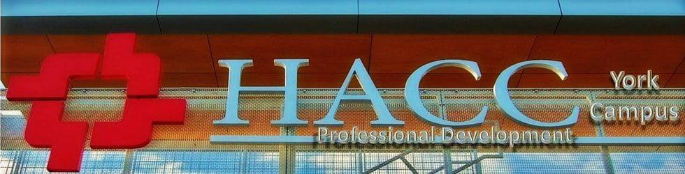 HACC York Professional Development