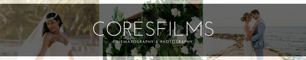 Wedding cinematography by CoresFilms