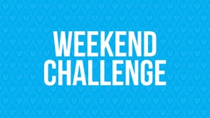 Vimeo Weekend Challenge