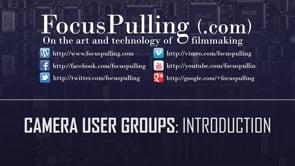 ARRI Alexa and Amira User Group