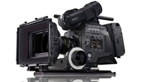 Shot on Sony F65