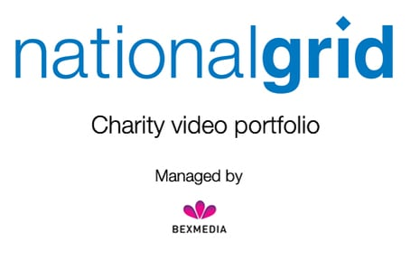 national grid chosen charity
