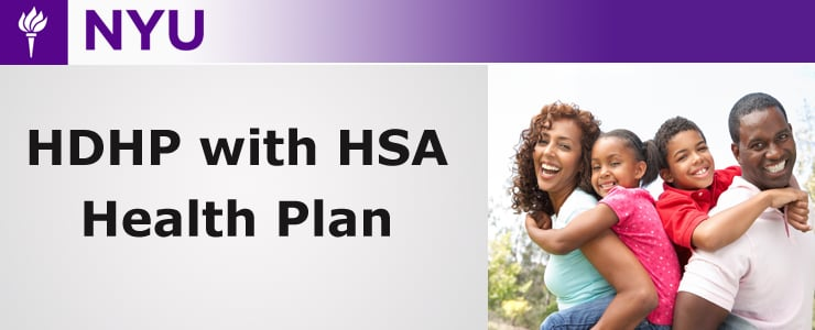 HDHP with HSA Health Plan