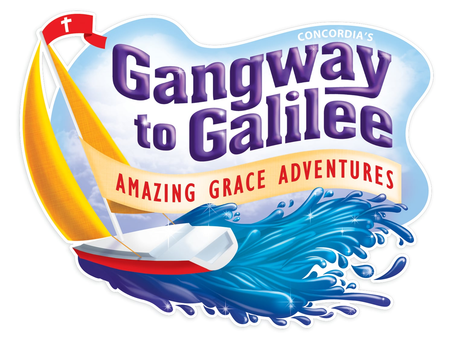 Gangway to Galilee, Concordia's 2014 VBS