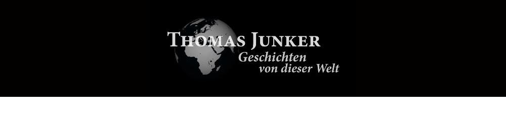 Thomas Junker - Geschichten von dieser Welt