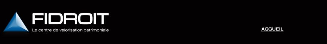 La chaîne publique de FIDROIT...