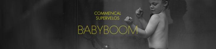 COMMENCAL BABYBOOM RANGE