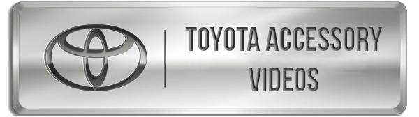 Toyota Accessory Videos