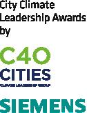 C40 & Siemens City Climate Leadership Awards