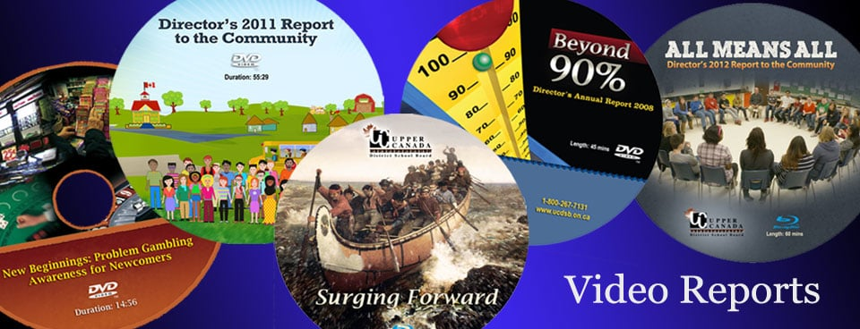 Video Annual Reports