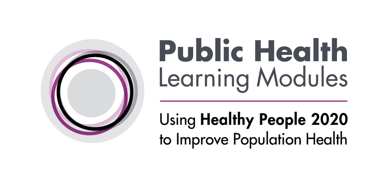 Public Health Learning Modules