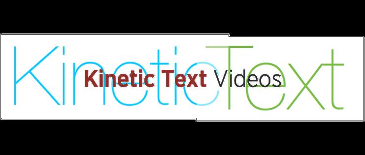 Kinetic Text