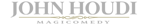 John Houdi - MagiComedy