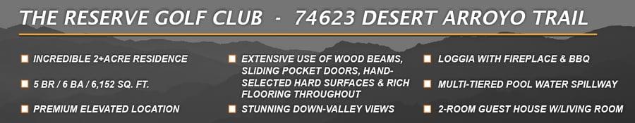 76623 Desert Arroyo Trail