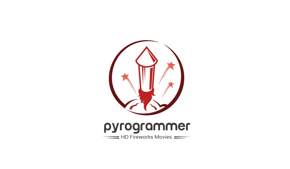 Pyrogrammer HD Fireworks Movies