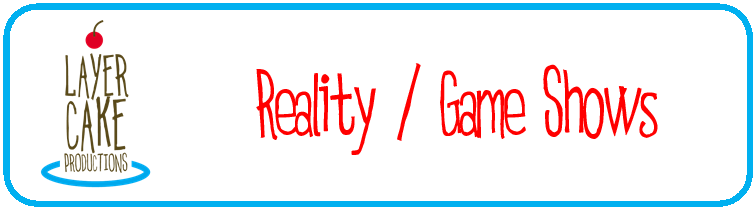 Reality/Game Shows
