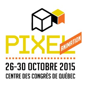 Pixel Challenge Animation 2015