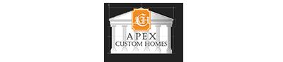 Apex Custom Homes model in prestigious Creighton Farms