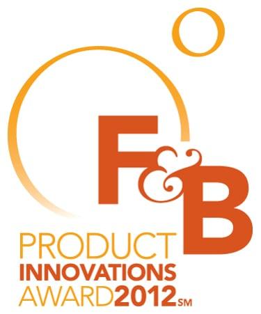 Food & Beverage Innovations Awards 2012