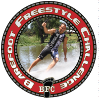 Freestyle Barefoot Waterskiing