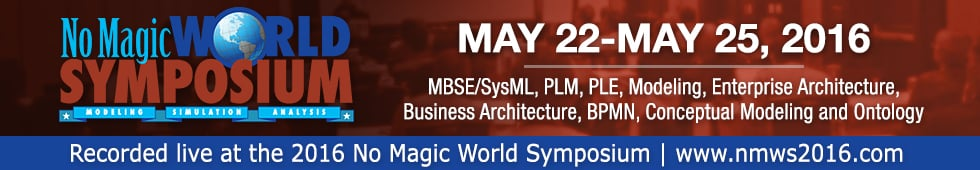 No Magic World Symposium 2016