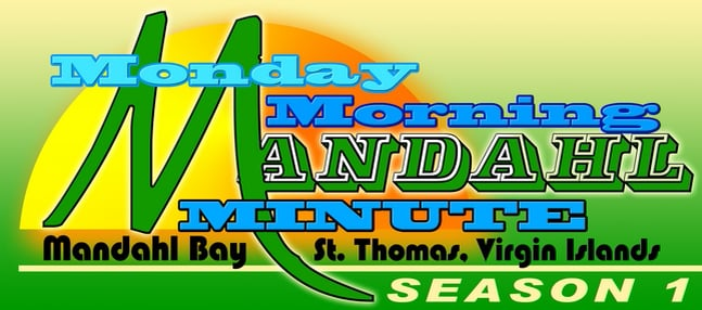 Monday Morning Mandahl Minute - Season 1