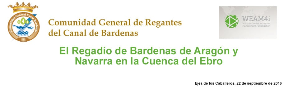 Comunidad General de Regantes de Bardenas