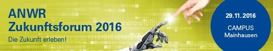 ANWR Zukunftsforum 2016