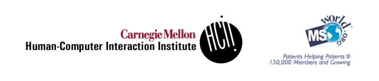 Carnegie Mellon HCI Institute Tour