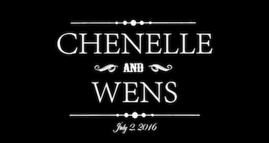 Chenelle + Wens