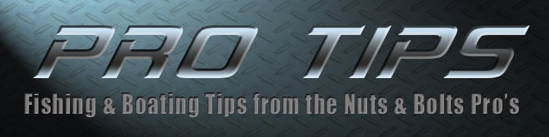 Nuts & Bolts Pro Tips