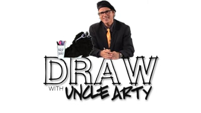 Draw with Uncle Arty